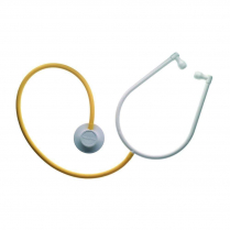Welch Allyn Uniscope Disposable Stethoscope, Yellow