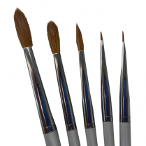 Kolinsky Ceramic 5 Brush Kit