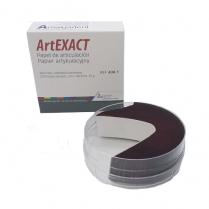 ArtExact Articulating Paper 15 Micron Blue Red Strips 250pk