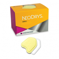 Neo Drys Saliva Absorption Pads Yellow Small (50pk)