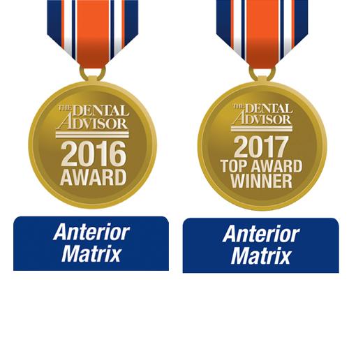 Bioclear Full Anterior Matrix Kit (135 Matrices)