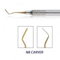 Bisco NB Interproximal Carver Titanium Composite Instrument