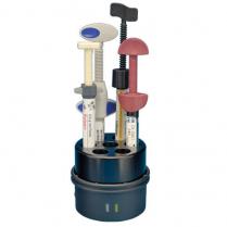 Calset Composite Heater Unit with 7 Hole Syringe Tray