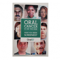 Oral ID Waiting Room Information Poster