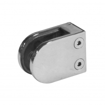 Round D Clamp - Fit Square Post