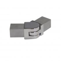 25 x 21mm Top Rail Adjustable Joiner - Horizontal