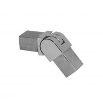 25 x 21mm Top Rail Adjustable Joiner - Vertical