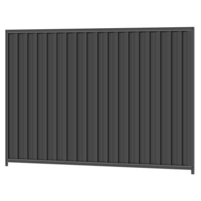 Colorbond Panel; - 2400 x 1800mm
