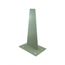 Sharkfin Base Plate 150 x 100mm - Gavanised