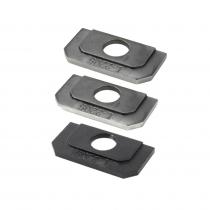 Face Mount Spigot - 3mm Stackable Packer