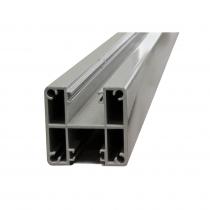Core Drill Balustrade Glazing Post - 2-Way