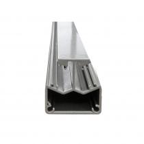 Core Drill Balustrade Glazing Post - 135 Degree