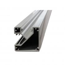 1400mm Core Drill Glazing Post - Corner