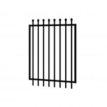 Hercules Aluminium Security Gate - 1200 x 1800mm
