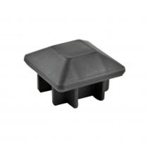 50 x 50mm Square Profile Plastic Cap