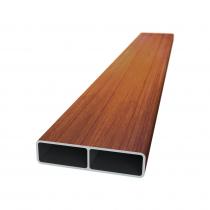 65 x 16mm Ribbed Slat - 5800mm - Red Cedar