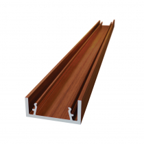 Concealed Capping Cover - 5800mm - Red Cedar