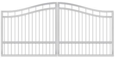 DG8 Double Gate