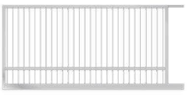 SG1 Sliding Gate