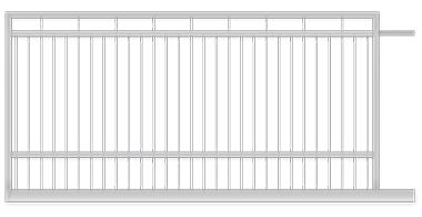 SG2 Sliding Gate