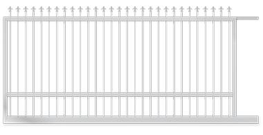 SG4 Sliding Gate