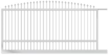 SG5 Sliding Gate