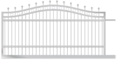 SG7 Sliding Gate