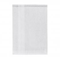 1/2F Flat Paper Bag 8oz White
