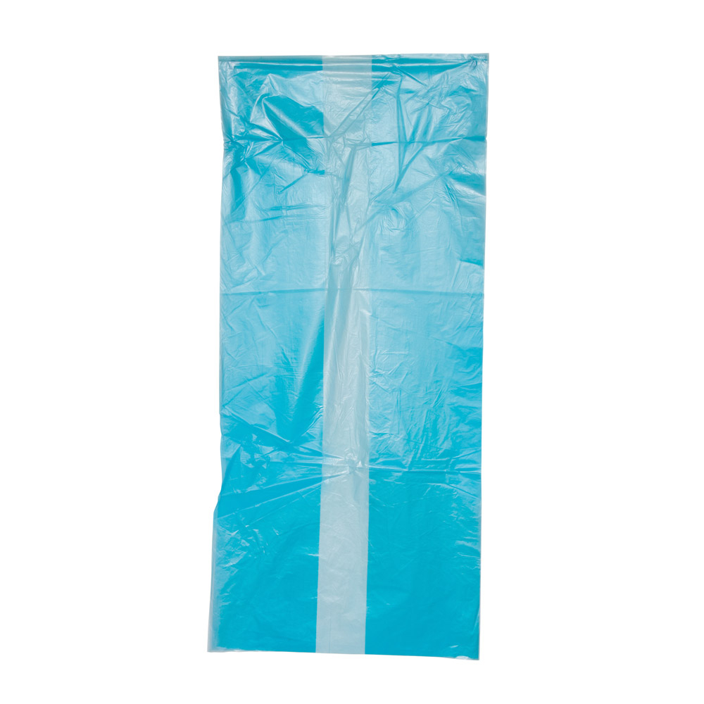 80L Garbage Bin Liner Blue