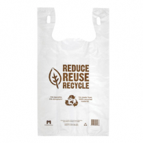Large Re-Usable Plastic Carry Bag