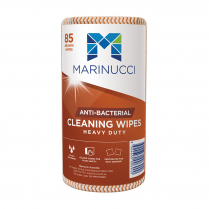 Heavy Duty Anti-Bacterial Wipe Brown