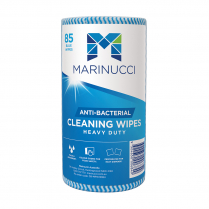 Heavy Duty Anti-Bacterial Wipe Blue