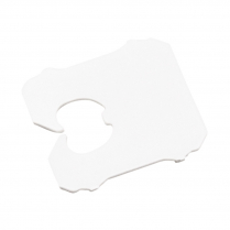 Bag Closures GP2 DV Series White