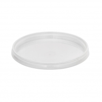 Round 69 Series Secure Lid Clear