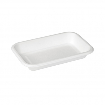 365mL/12oz Small Compostable Bagasse Takeaway Container