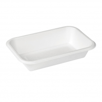 475mL/16oz Medium Compostable Bagasse Takeaway Container