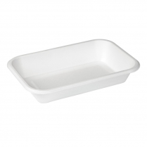 710mL/24oz Large Compostable Bagasse Takeaway Container