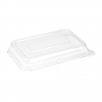 12-16oz Dome Lid for Small/Medium Bagasse Containers