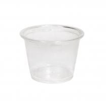 30mL/1oz Plastic Portion Cup