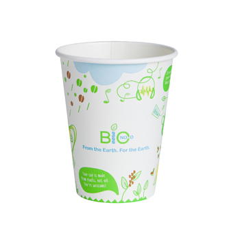 Medium Earth Care Compostable Coffee Cups