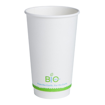 Compostable Double Wall Cafe Cup
