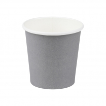 4oz/120mL Compostable Espresso Cup Grey
