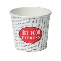 8oz/245mL Small Hot Chip Cup