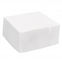 "6x6x3"" Takeaway Board Cake Box"