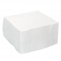 "7x7x4"" Takeaway Board Cake Box"