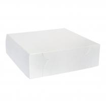 "8x8x2.5"" Takeaway Board Cake Box"