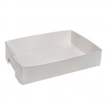 Large Cake Tray Milkboard White