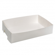 Medium Cake Tray Milkboard White
