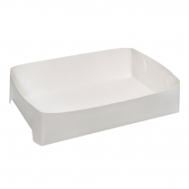 Small Cake Tray Milkboard White