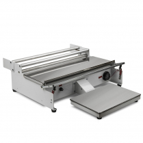 Hot Plate Fresh Produce Wrapping Machine